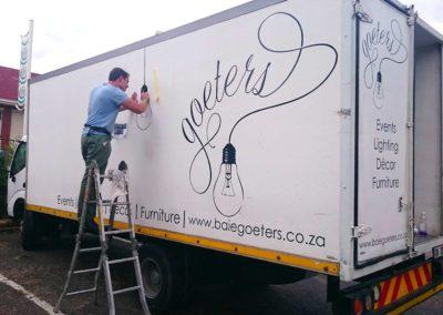 Truck-branding